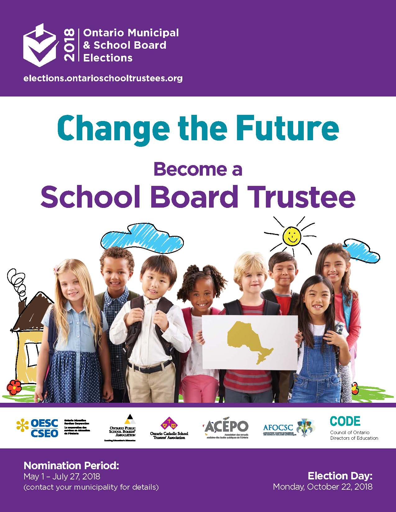 2018 Ontario Municipal & School Board Elections Poster 1 - 8.5 x 11.jpg